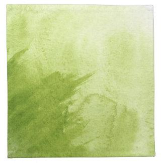 gran fondo de la acuarela - pinturas de la acuarel servilleta imprimida