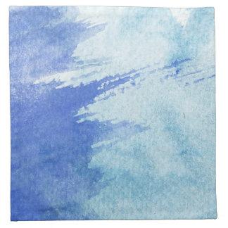 gran fondo de la acuarela - pinturas de la acuarel servilleta de papel