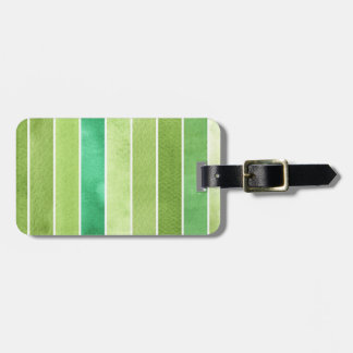 gran fondo verde de la acuarela - acuarela etiquetas de maletas