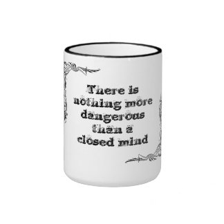 Gran frase simple fresca t de tao de la filosofía taza de dos colores