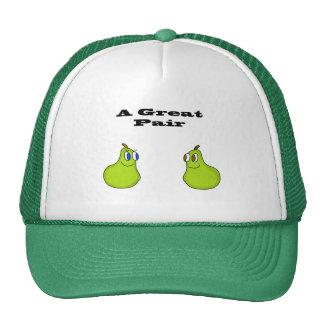 Gran gorra de los pares