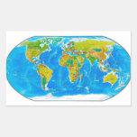 ¡Gran gráfico global! Etiquetas