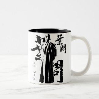 Gran gran maestro - taza del Ala-Chun del hombre