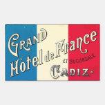 Gran Hotel de Francia (Cádiz) Rectangular Altavoces