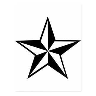gran icono de la estrella postales