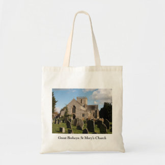 Gran iglesia de Bedwyn St Mary Bolsa
