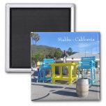 ¡Gran imán de Malibu!