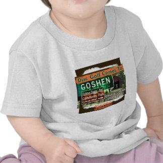 Gran inauguración del golf del disco de Goshen de Camiseta