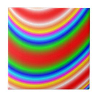 Gran línea colorida modelo tejas  ceramicas
