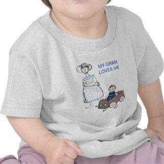 Gran loves me t-shirts