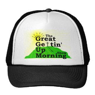 Gran mañana que se levanta gorras