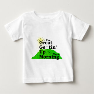 Gran mañana que se levanta playera
