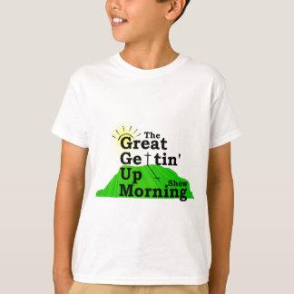 Gran mañana que se levanta polera