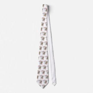 Gran mano de póker, lazo corbata personalizada