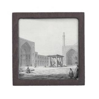 Gran mezquita de viernes (Masjid-i Djum-ah) en Isf Cajas De Regalo De Calidad