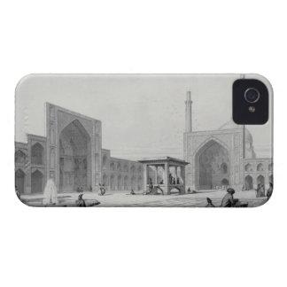 Gran mezquita de viernes (Masjid-i Djum-ah) en Isf iPhone 4 Fundas