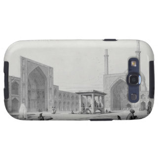 Gran mezquita de viernes (Masjid-i Djum-ah) en Isf Galaxy S3 Fundas