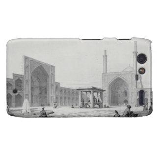 Gran mezquita de viernes (Masjid-i Djum-ah) en Isf Motorola Droid RAZR Funda