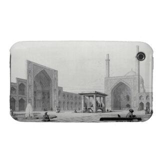 Gran mezquita de viernes (Masjid-i Djum-ah) en Isf iPhone 3 Fundas