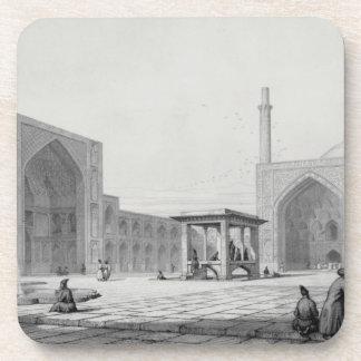 Gran mezquita de viernes (Masjid-i Djum-ah) en Isf Posavasos