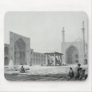Gran mezquita de viernes (Masjid-i Djum-ah) en Isf Tapetes De Raton