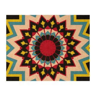 Gran modelo abstracto colorido papel de corcho para fotos