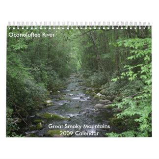 Gran Mountains2010Calendar ahumado… Calendarios