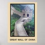 Gran Muralla de China Impresiones
