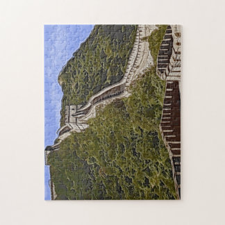 Gran Muralla de China Puzzles