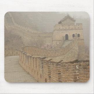 Gran Muralla de China Tapetes De Ratones