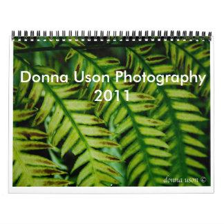 Gran naturaleza del noroeste 2011 calendario de pared