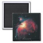 Gran nebulosa de Orión Imán Cuadrado