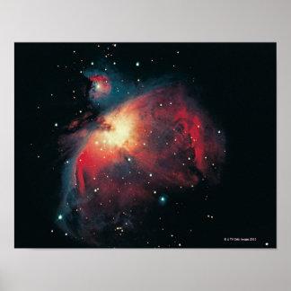 Gran nebulosa de Orión Impresiones