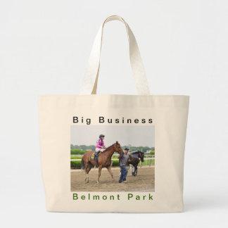 Gran negocio, Belmont Park Bolsa Tela Grande