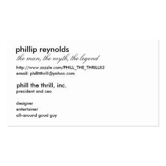 Gran negocio plantillas de tarjeta de negocio