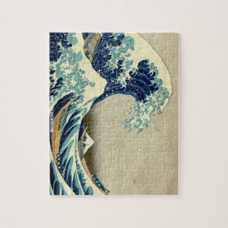 Gran onda de Kanagawa Rompecabezas Con Fotos