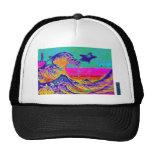 Gran onda del CYCAD del gorra de Kanagawa