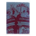 Gran ópera parisiense invitación 12,7 x 17,8 cm