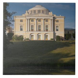 Gran palacio del zar Paulo I, exterior Azulejo Cuadrado Grande
