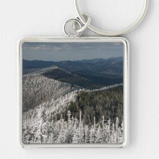 Gran parque nacional de la montaña ahumada llavero