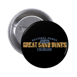 Gran parque nacional de las dunas de arena pins