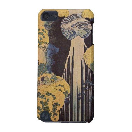 Gran pintura de la impresión de la onda de Hokusai