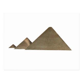 Gran pirámide de Giza: Postal
