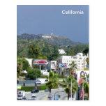 ¡Gran postal de Hollywood!