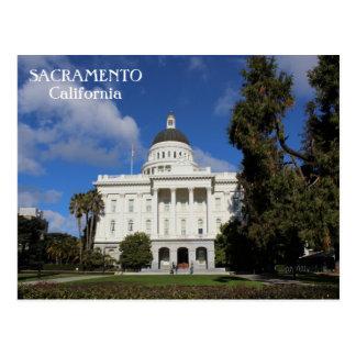 ¡Gran postal de Sacramento!