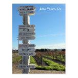 ¡Gran postal del valle de Edna!