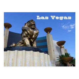 ¡Gran postal fresca de Las Vegas!
