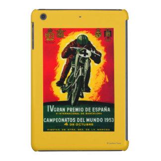 Gran Premio de Espana Vintage PosterEurope Funda Para iPad Mini Retina