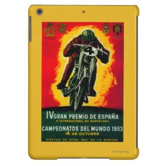 Gran Premio de Espana Vintage PosterEurope Funda Para iPad Air