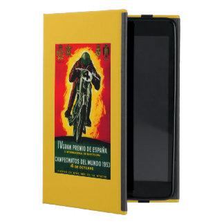 Gran Premio de Espana Vintage PosterEurope iPad Mini Coberturas